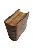 καφετής παλαιός βιβλίων στοκ φωτογραφίες με δικαίωμα ελεύθερης χρήσης