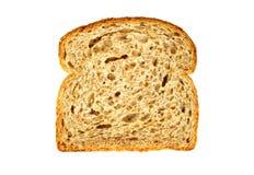 καφετής ψωμιού που τεμαχί Στοκ φωτογραφία με δικαίωμα ελεύθερης χρήσης