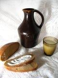 καφετί άλας ψωμιού στοκ εικόνες