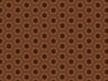 Καφετί μίμησης ξύλο μορφής αστεριών λινελαίου απεικόνιση αποθεμάτων