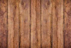 Καφετί ξύλινο κατασκευασμένο υπόβαθρο με woodgrain τη λεπτομέρεια στοκ εικόνα