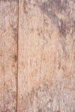 Καφετί ξύλινο κενό πρότυπο φυσικού υποβάθρου σύστασης αφηρημένο για το σχέδιο Στοκ Εικόνες