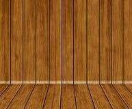 Καφετί ξύλινο υπόβαθρο για το σπίτι Στοκ Φωτογραφία