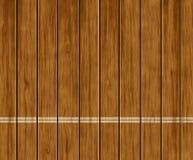 Καφετί ξύλινο υπόβαθρο για το σπίτι Στοκ Εικόνα