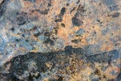 Καφετί πέτρα ή υπόβαθρο και σύσταση βράχου Στοκ φωτογραφίες με δικαίωμα ελεύθερης χρήσης