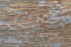 Καφετί πετρώδες φυσικό υπόβαθρο βράχου στοκ εικόνες με δικαίωμα ελεύθερης χρήσης