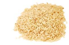 καφετί ρύζι Στοκ φωτογραφία με δικαίωμα ελεύθερης χρήσης