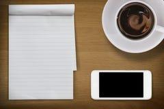 Καφετί σκληρό ξύλο Στοκ Εικόνα