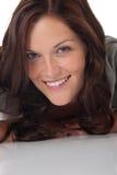 καφετί στενό τρίχωμα ευτυ& στοκ φωτογραφία με δικαίωμα ελεύθερης χρήσης