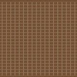 Καφετί υπόβαθρο, σχέδιο του άσπρου πλήρους πλαισίου διχτυών διανυσματική απεικόνιση