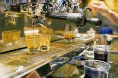 Καφετερία της Starbucks στοκ εικόνες