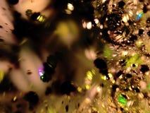 Καφετιά αφηρημένη fractal τρισδιάστατη δίνοντας απεικόνιση υποβάθρου απεικόνιση αποθεμάτων