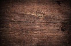 Καφετιά γρατσουνισμένη ξύλινη κοπή Grunge, τεμαχίζοντας πίνακας Ξύλινη σύσταση Στοκ φωτογραφία με δικαίωμα ελεύθερης χρήσης