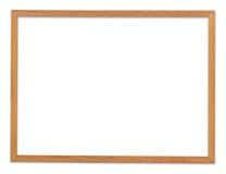 Καφετιά εικόνα πλαισίων που απομονώνεται στο λευκό στοκ φωτογραφία με δικαίωμα ελεύθερης χρήσης