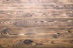 Καφετιά ηλικίας φυσική ξύλινη σύσταση Στοκ εικόνα με δικαίωμα ελεύθερης χρήσης