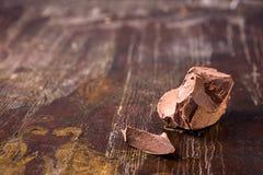 καφετιά καραμέλα σοκολάτας στοκ φωτογραφίες