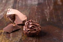 καφετιά καραμέλα σοκολάτας στοκ εικόνα με δικαίωμα ελεύθερης χρήσης