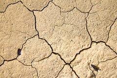 καφετιά ξηρά περίληψη διάβρωσης του Μαρόκου Αφρική ερήμων άμμου Στοκ Φωτογραφίες