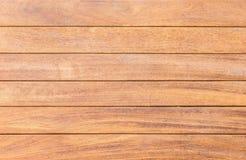 Καφετιά ξύλινη επιτραπέζια κορυφή πυροβοληθείσα, emty επιφάνεια στοκ φωτογραφία