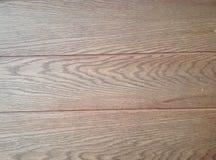 Καφετιά ξύλινη επιφάνεια πατωμάτων ή τοίχων Στοκ Εικόνες