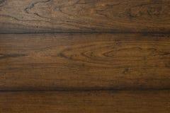 Καφετιά ξύλινη ξυλεπένδυση οριζόντια Στοκ εικόνα με δικαίωμα ελεύθερης χρήσης