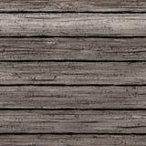Καφετιά ξύλινη σύσταση άνευ ραφής Στοκ Φωτογραφίες