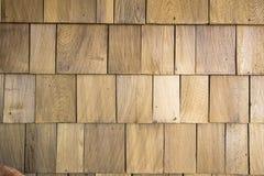 Καφετιά ξύλινη σύσταση σχεδίων Υλικό εκλεκτής ποιότητας ύφος Στοκ Φωτογραφία