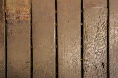 Καφετιά ξύλινη σύσταση σχεδίων Στοκ Εικόνες