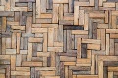 Καφετιά ξύλινη σύσταση τοίχων Υπόβαθρο Στοκ φωτογραφίες με δικαίωμα ελεύθερης χρήσης