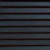 καφετιά παραθυρόφυλλα ξύλινα Στοκ Φωτογραφία
