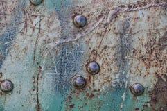 καφετιά πράσινη σκουριά ανασκόπησης Στοκ φωτογραφίες με δικαίωμα ελεύθερης χρήσης