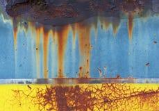 καφετιά πράσινη σκουριά ανασκόπησης στοκ φωτογραφίες