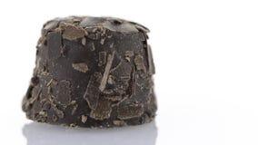 Καφετιά σοκολάτα candie απόθεμα βίντεο