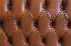 Καφετιά σύσταση δέρματος - υπόβαθρο Στοκ εικόνα με δικαίωμα ελεύθερης χρήσης