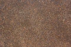 Καφετιά σύσταση αμμοχάλικου πετρών Στοκ εικόνα με δικαίωμα ελεύθερης χρήσης