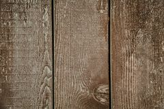 Καφετιά σύσταση της ξύλινης χρήσης ως φυσικό υπόβαθρο Στοκ Φωτογραφίες