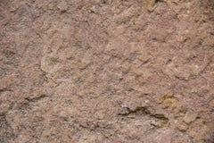 Καφετιά σύσταση τούβλου ψαμμίτη Αρχαίο τραχύ σχέδιο τοίχων στοκ εικόνα
