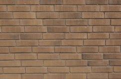 Καφετιά τούβλα πετρών οικοδομικού υλικού Στοκ Εικόνα