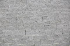 Καφετιά τούβλα πετρών οικοδομικού υλικού Στοκ φωτογραφία με δικαίωμα ελεύθερης χρήσης