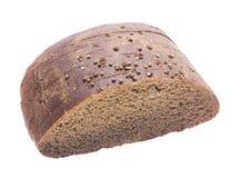 Καφετιά φέτα ψωμιού Στοκ εικόνες με δικαίωμα ελεύθερης χρήσης