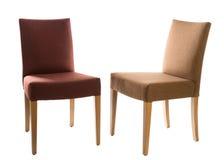 Καφετιές έδρες Στοκ Εικόνες