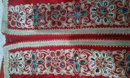 Καφτάνι του Μαρόκου στοκ εικόνες
