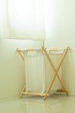Καλάθια του υφάσματος που τοποθετούνται στο σπίτι Στοκ εικόνες με δικαίωμα ελεύθερης χρήσης