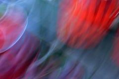 Καλάθια Defocused του μήλου Στοκ φωτογραφία με δικαίωμα ελεύθερης χρήσης