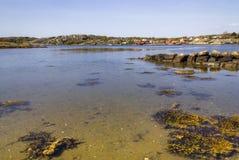 Καλά νησιά με την όμορφη φύση - Γκέτεμπουργκ, Σουηδία Στοκ εικόνες με δικαίωμα ελεύθερης χρήσης