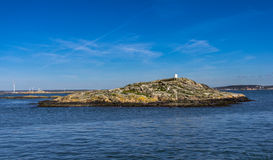 Καλά νησιά με την όμορφη φύση - Γκέτεμπουργκ, Σουηδία Στοκ Εικόνες