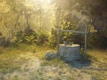 Καλά φως Στοκ φωτογραφία με δικαίωμα ελεύθερης χρήσης