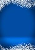 Καλές διακοπές κενό χειμερινό υπόβαθρο Στοκ εικόνες με δικαίωμα ελεύθερης χρήσης