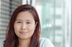 Καλή ασιατική γυναίκα στοκ φωτογραφία με δικαίωμα ελεύθερης χρήσης