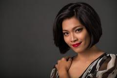 Καλή βιετναμέζικη γυναίκα Στοκ Εικόνες